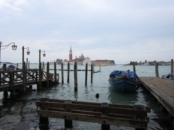Die Insel San Giorgio Maggiore