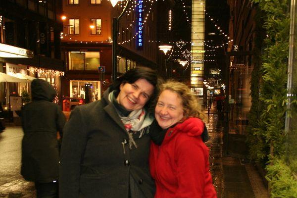 Besuch bei Marta in Helsinki